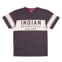 Men's Wrecking Crew T-Shirt with Stripe, Gray