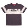 Men's Wrecking Crew T-Shirt with Stripe, Gray - Image 2 of 5