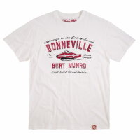 Men's 1901 Bonneville T-Shirt, White