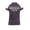 Women's Wrecking Crew T-Shirt, Gray - Image 3 of 3