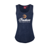 Women's Ribbed Tank Top, Navy - Image 1 of 3