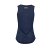 Women's Ribbed Tank Top, Navy - Image 3 of 3