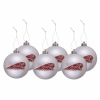 Christmas Baubles With Headdress Logo, Set of 6 - Image 2 of 2