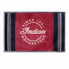 Door Mat with Icon Logo, Red/Black - Image 1 of 1