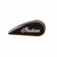 Roadmaster Oil Tank Pin Badge