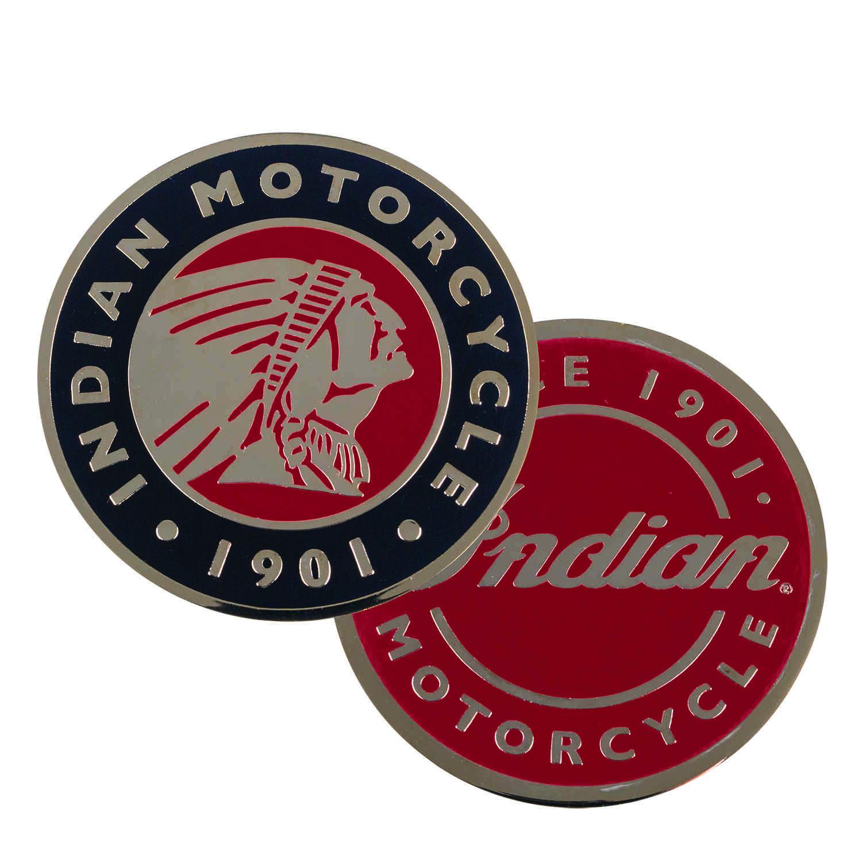 Icon logo Fridge Magnets, Set of 2
