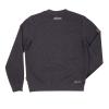 Men's Pull-Over Sweatshirt with Block Logo, Charcoal - Image 2 of 2