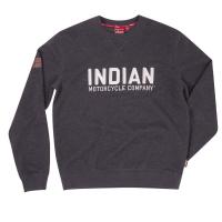 Men's Pull-Over Sweatshirt with Block Logo
