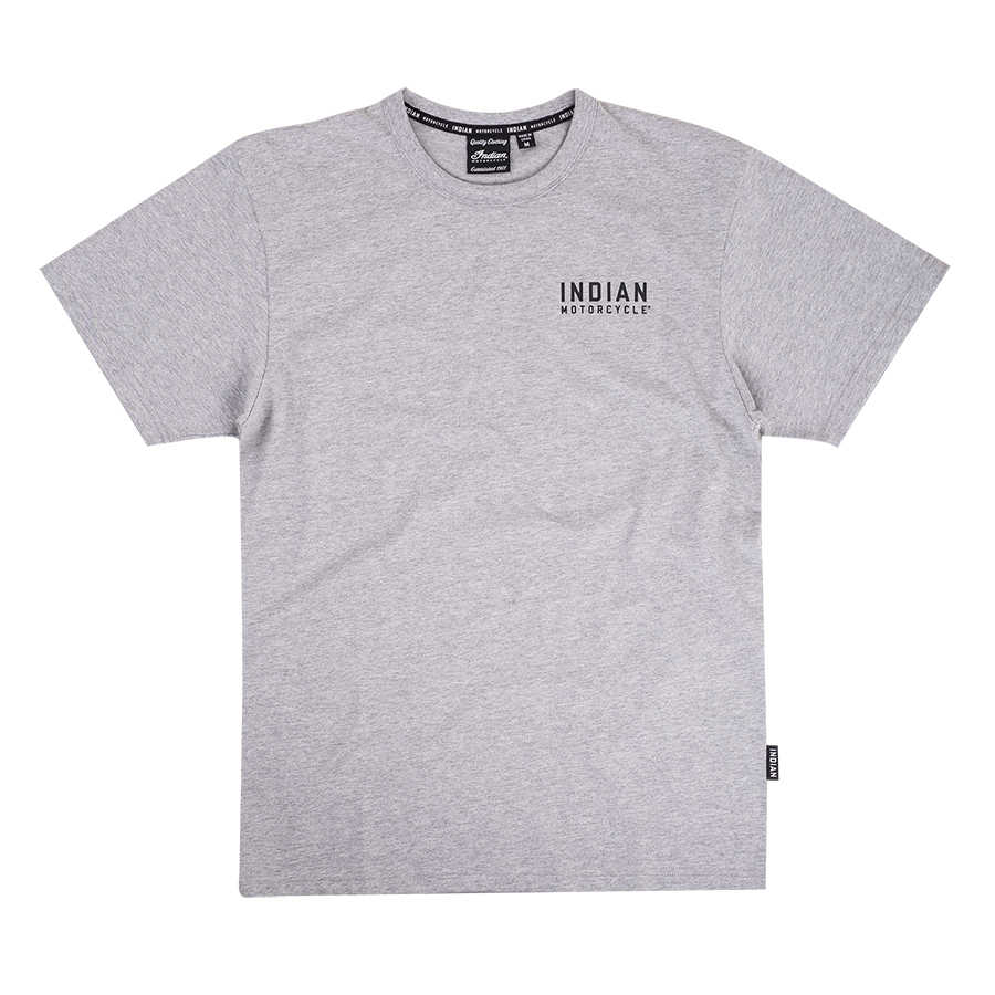 Men's Engine T-Shirt, Gray
