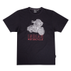 Men's Rider T-Shirt, Black - Image 1 of 6