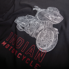 Men's Rider T-Shirt, Black - Image 2 of 6