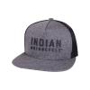 Flatbill Block Logo Hat, Gray - Image 1 of 1