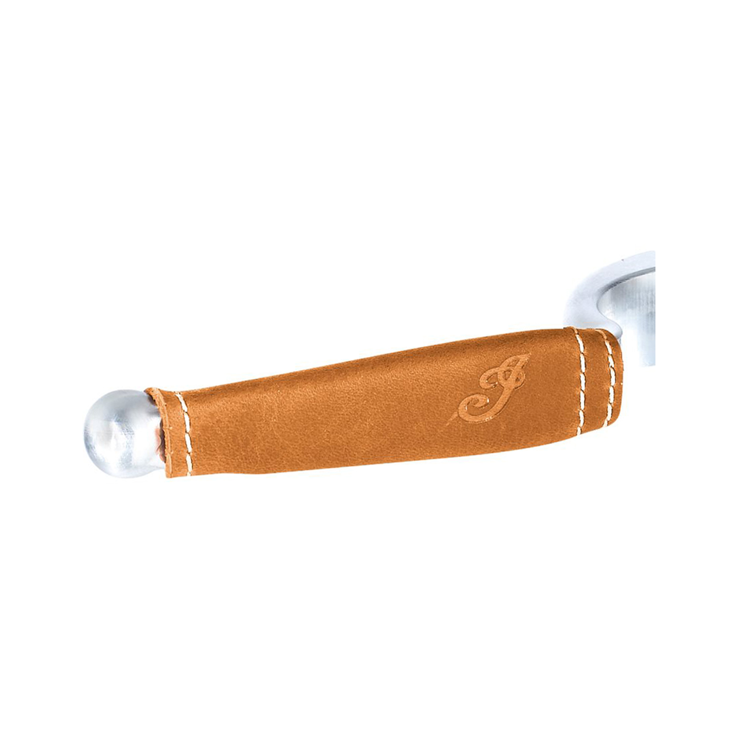 Genuine Leather Lever Wraps - Desert Tan