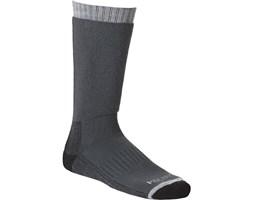 Unisex Calf-High Adventure Wool Sock, Gray