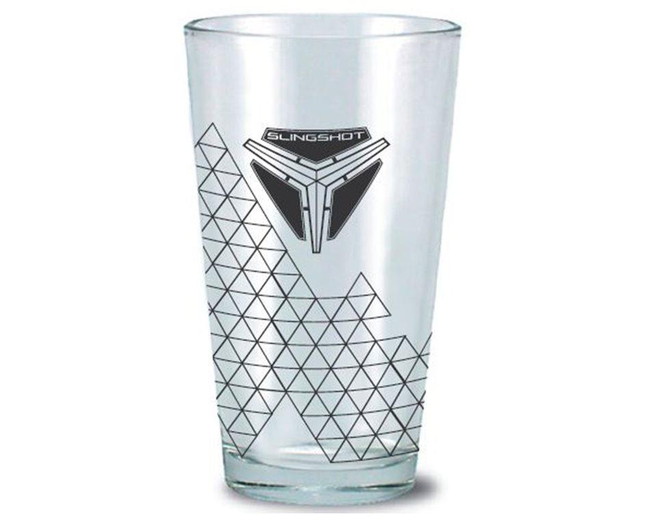 Slingshot® Pint Glass (2 Glasses)