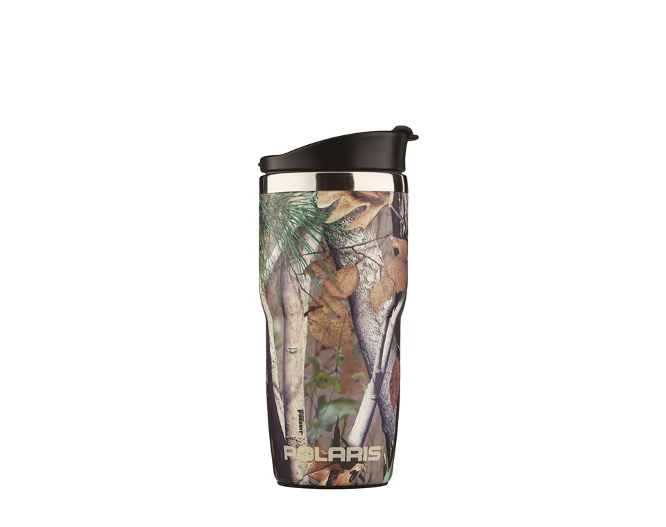 16 oz. Stainless Steel Travel Mug, Pursuit Camo