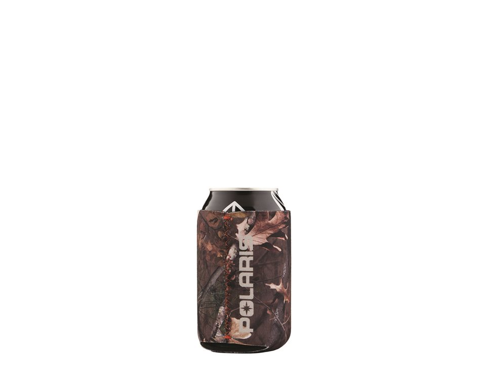 Polaris Can Koozie - Polaris® Pursuit Camo Print