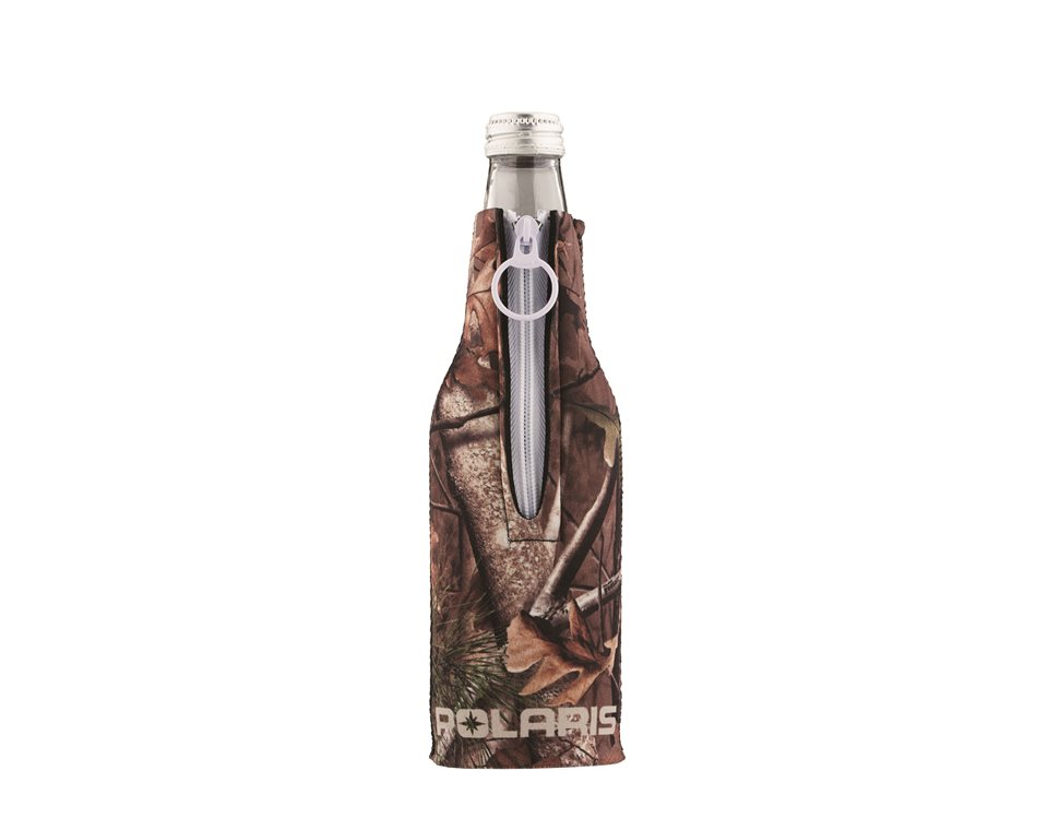 Polaris Bottle Koozie - Polaris® Pursuit Camo Print