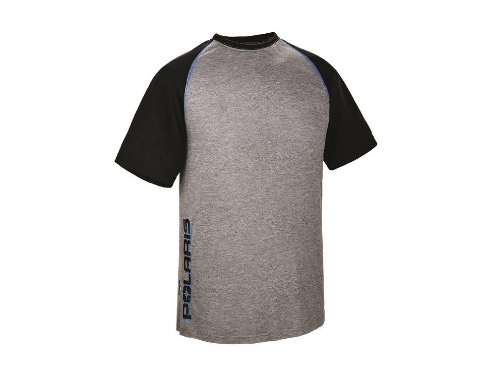 6754486209fee2 Men s Tech Short Sleeve - Black Blue