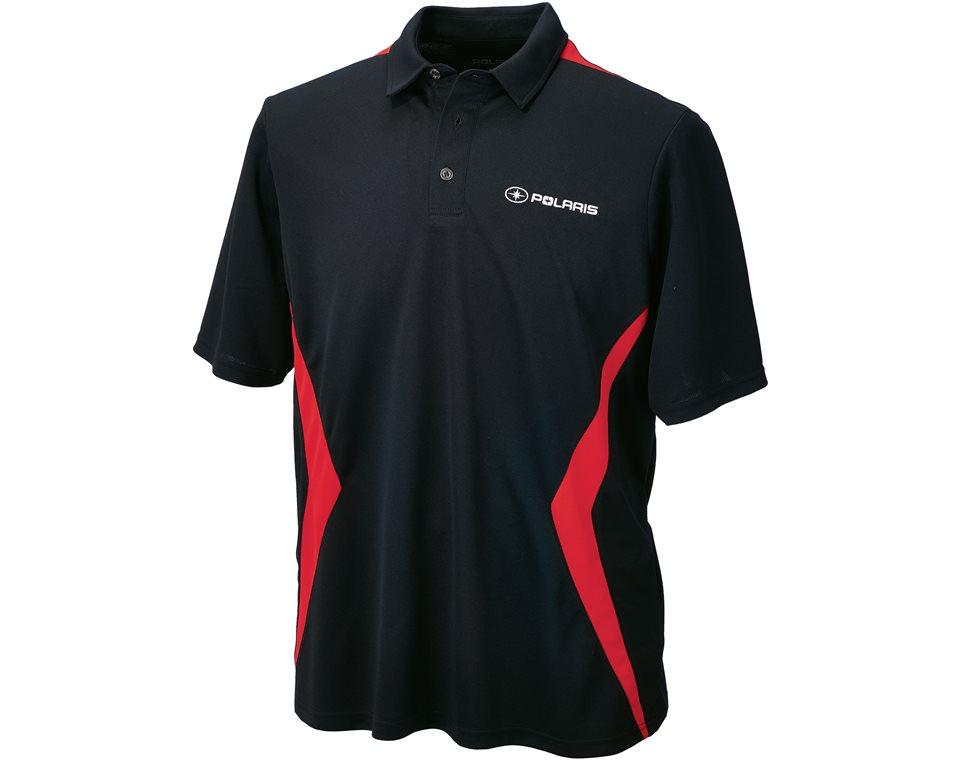 Men's Tech Polo - Black