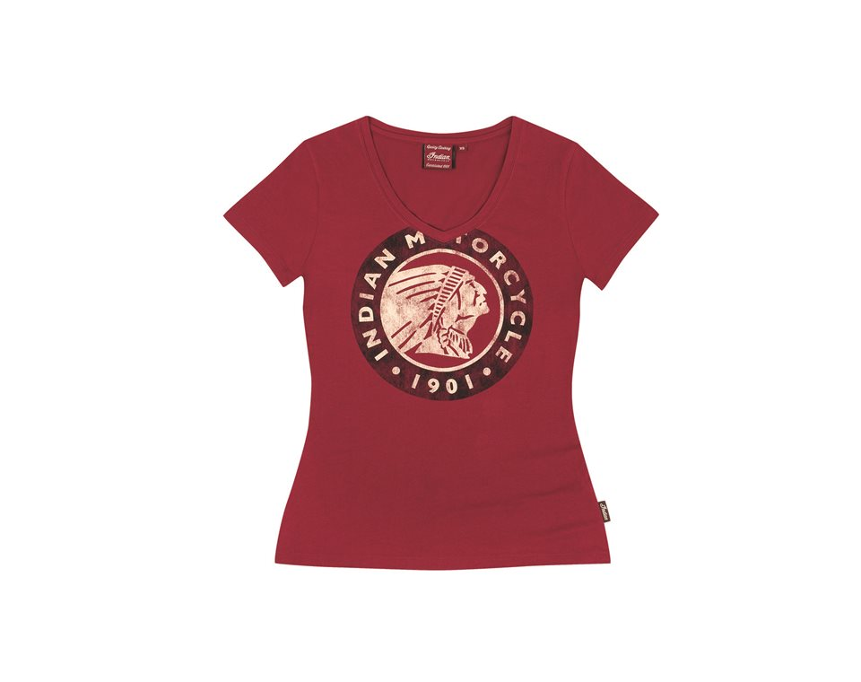 Women's Icon Red Tee