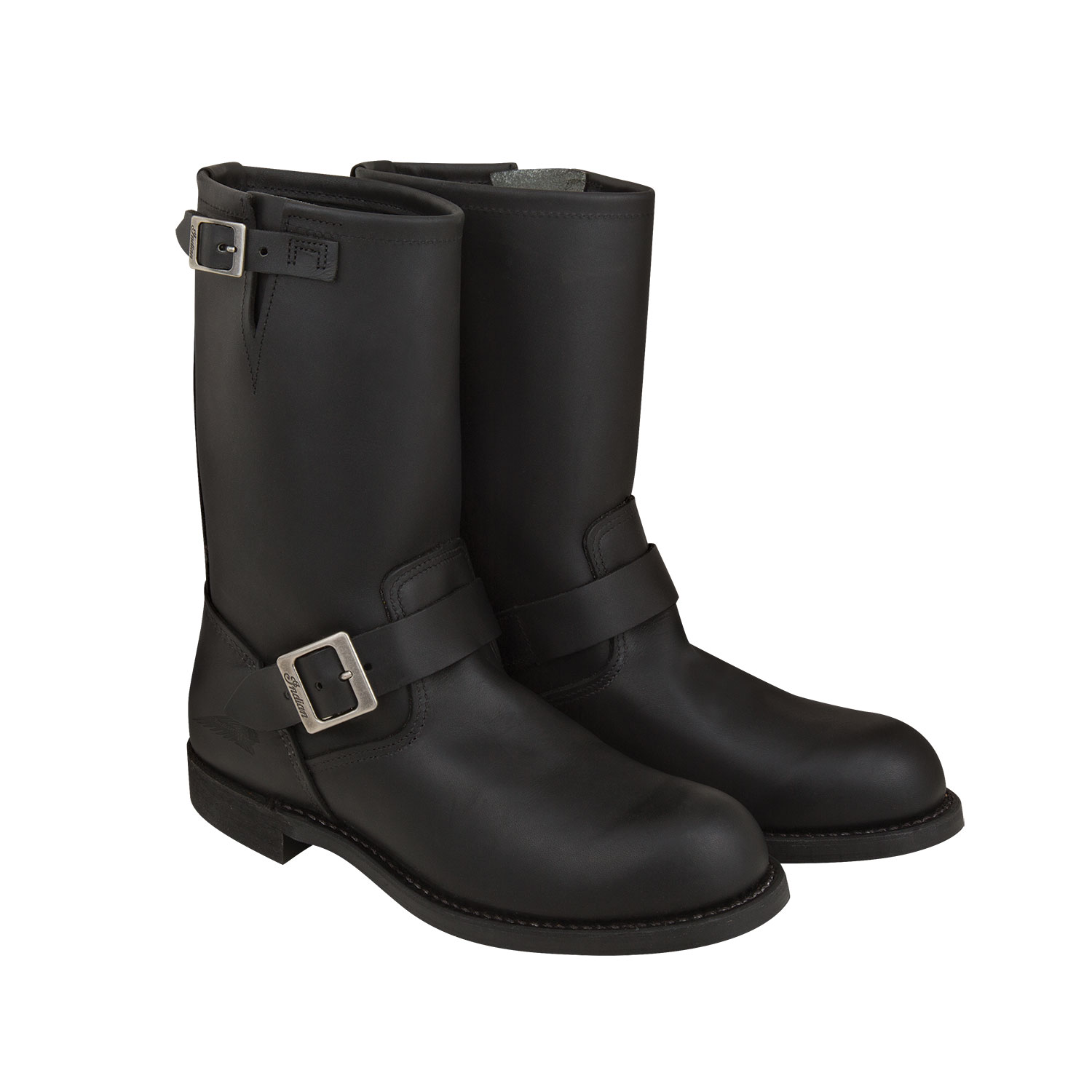Men's Leather Worthington Boot x Red Wing Shoes®, Black