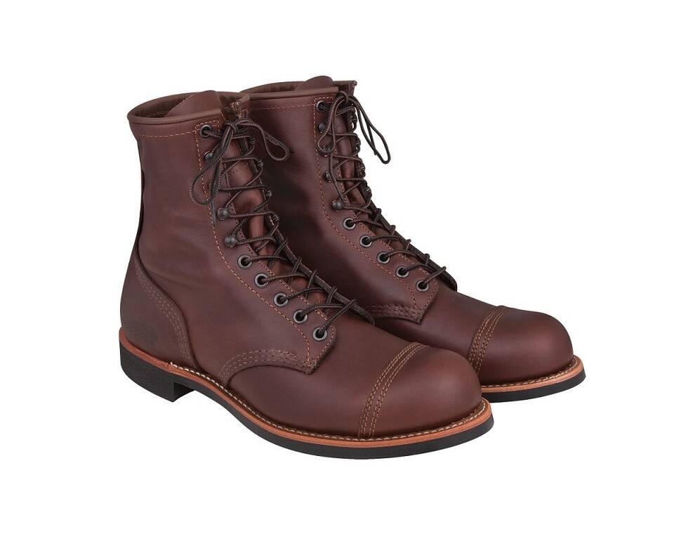 ff64aa6350d Men's Leather Spirit Lake Boot x Red Wing Shoes®, Brown