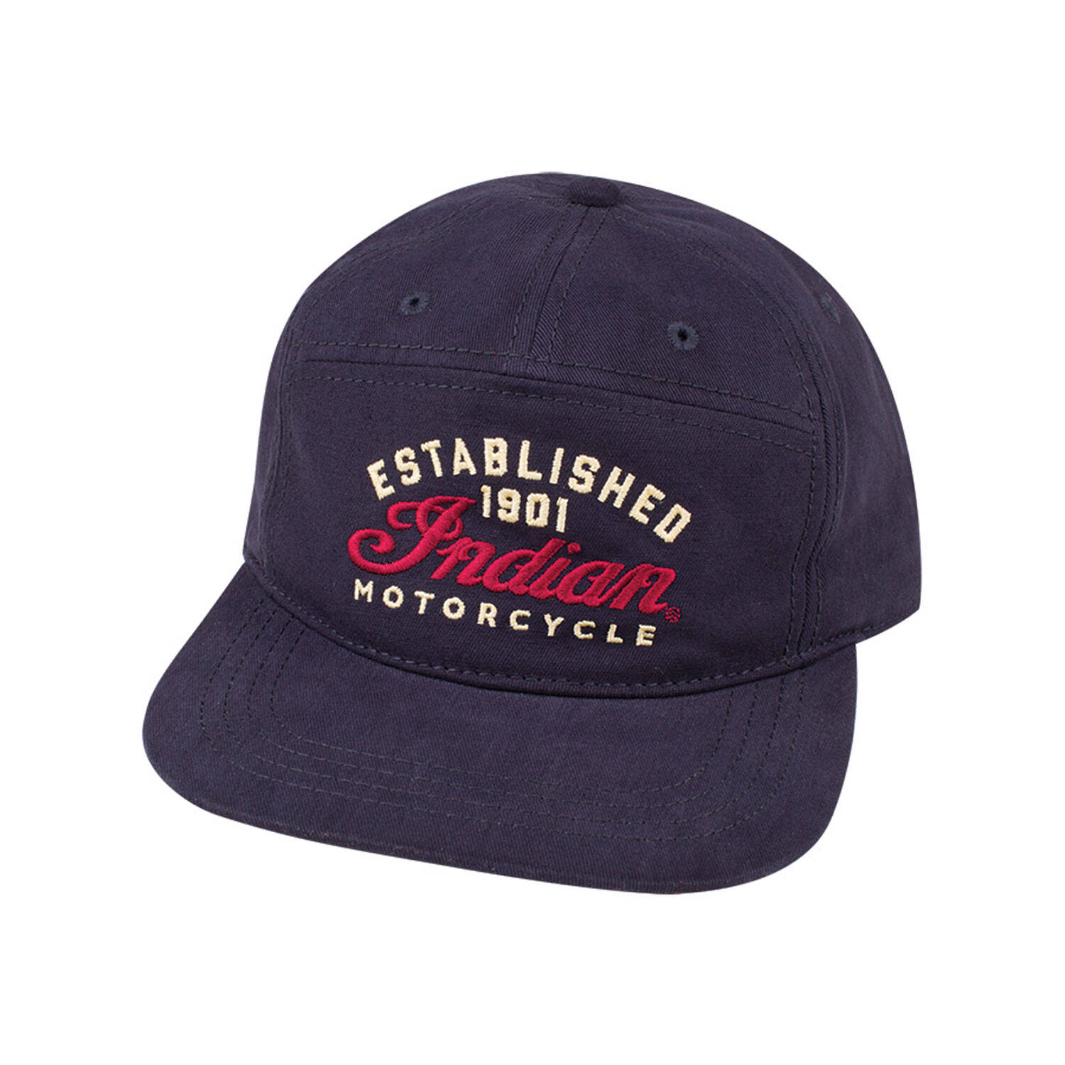 Established 1901 Hat, Navy