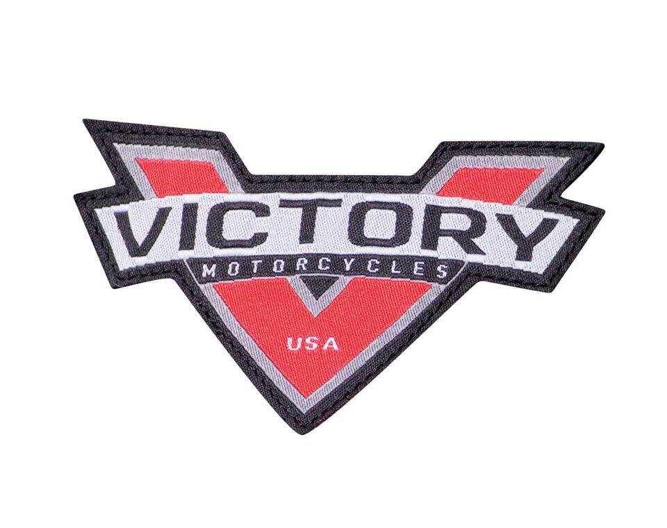 LOGO BADGE PATCH | Victory Motorcycles