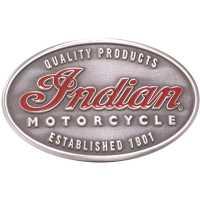 Indian Motorcycle® Emblem Belt Buckle