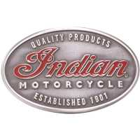 Indian Motorcycle® Emblem Belt Buckle