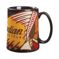 Indian Motorcycle Sculpted Mug (Set of 2)