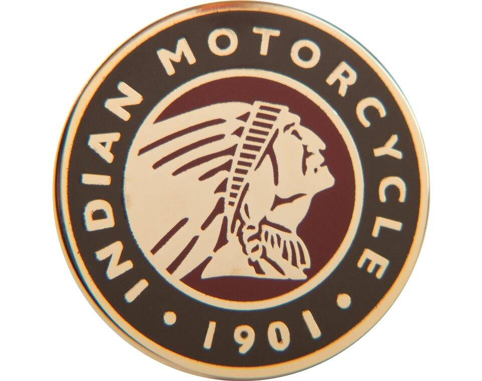 Indian Motorcycle® Icon Pin Badge