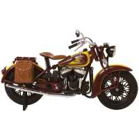 Indian Motorcycle® Sport Scout 1:12 Scale Model