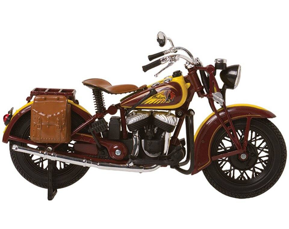 Indian Motorcycle Sport Scout 1 12 Scale Model Indian Motorcycle