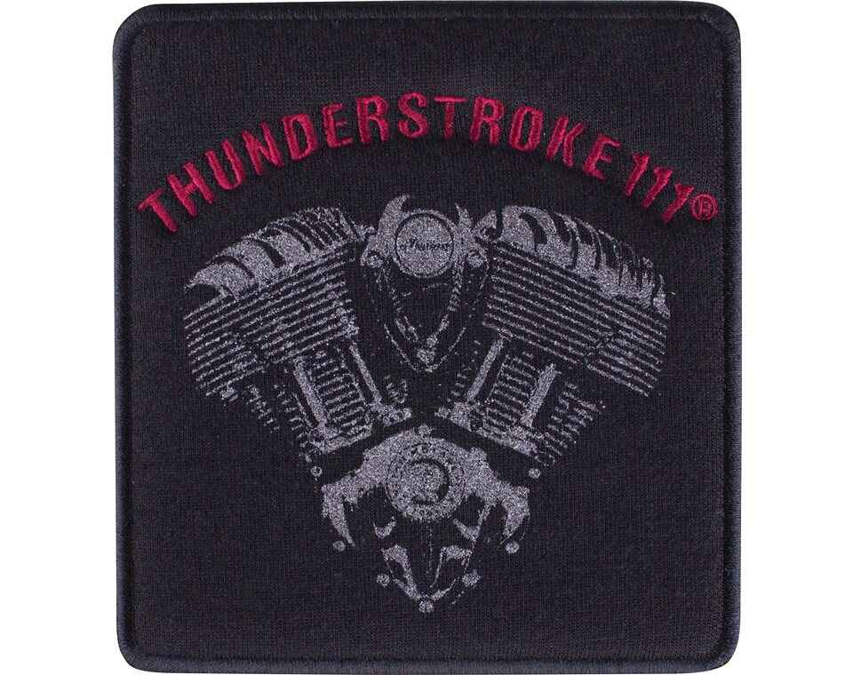 Embroidered Thunder Stroke 111 Patch