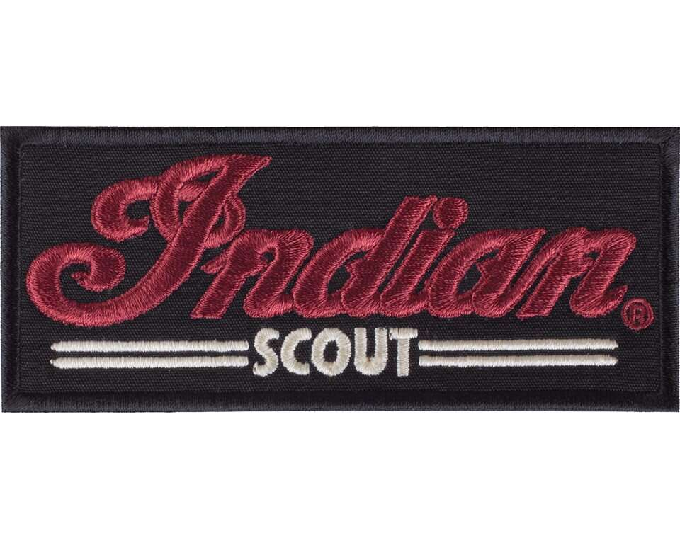 Scout® Patch, Black