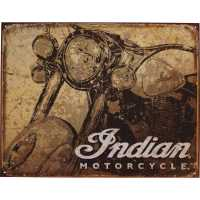 Indian Motorcycle® Antiqued Sign