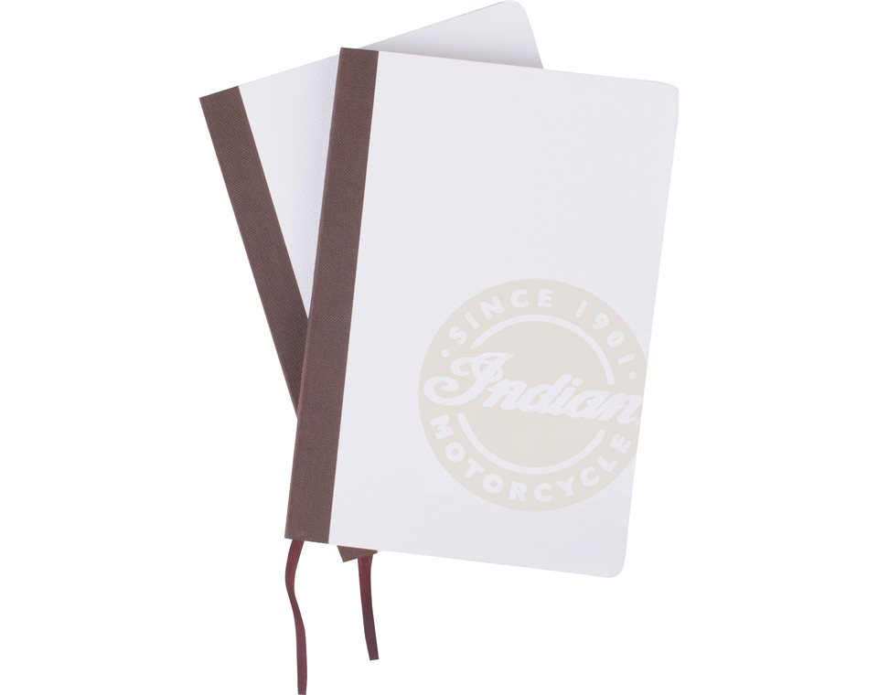 Branded Notebook Stationary Refill - 2 Pack