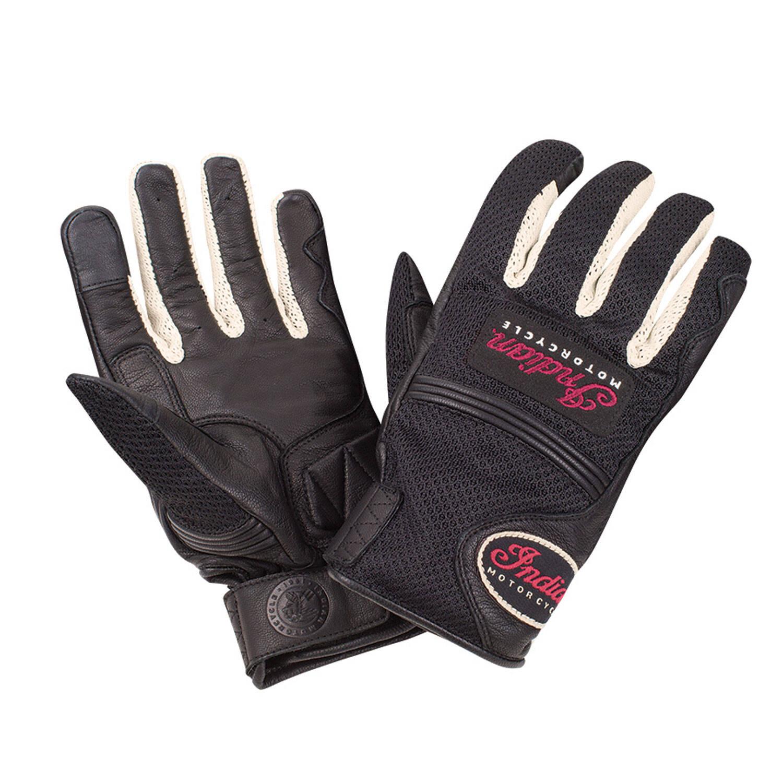 Men's Mesh Drifter Riding Gloves, Black