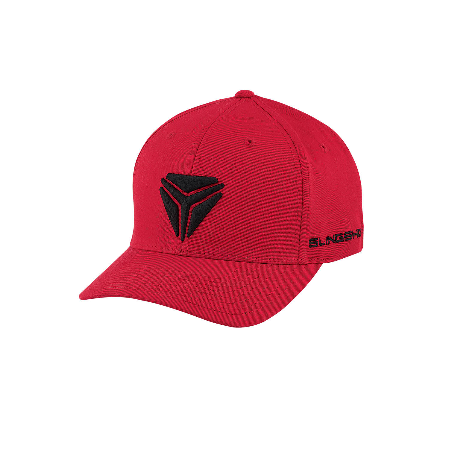 Men's Signature Logo Cap (L/XL) - Red