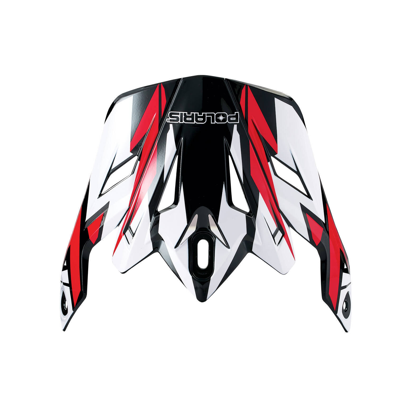 Youth Tenacity Replacement Visor - Red