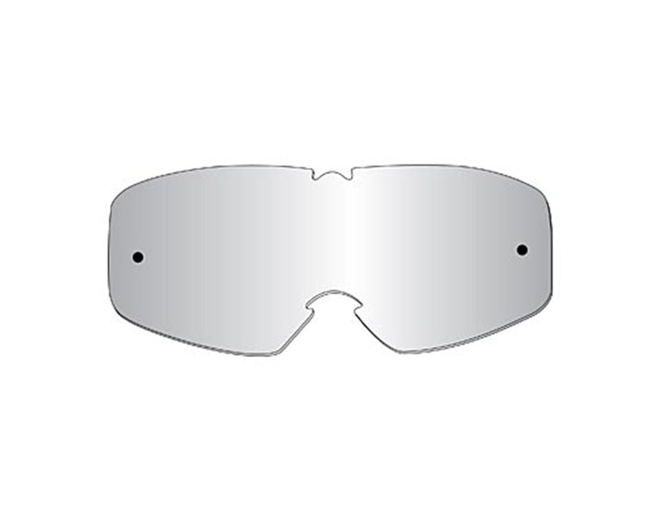 509® Dirt Adult Goggle Replacement Lenses with Quick-Change Technology, Chrome