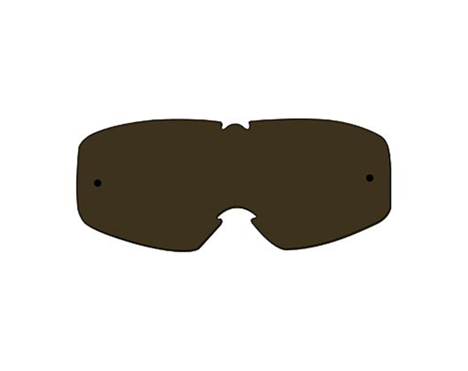 509® Dirt Adult Goggle Replacement Lenses with Quick-Change Technology, Brown Polarized