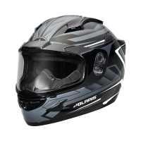 Cyclone 2.0 Helmet- Gloss Black W/ES