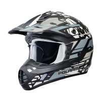 Tenacity Helmet- Black/Grey Matte