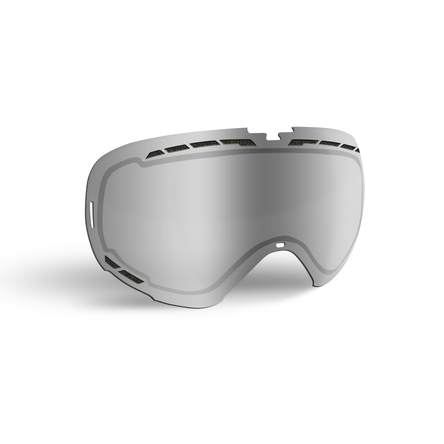 Revolver 509® Replacement Lens - Chrome/Yellow