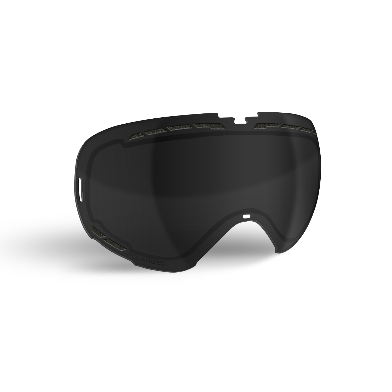 Revolver 509® Replacement Lens - Polarized Smoke