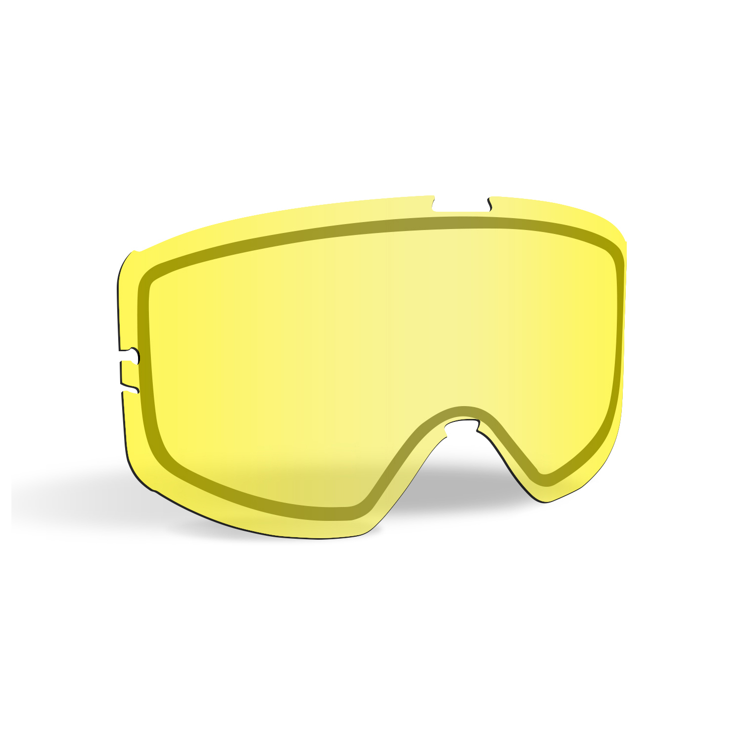 Kingpin 509® Dirt Replacement Lens - Yellow