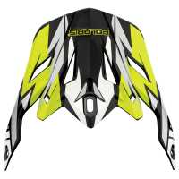Tenacity Helmet Replacement Visor - Lime